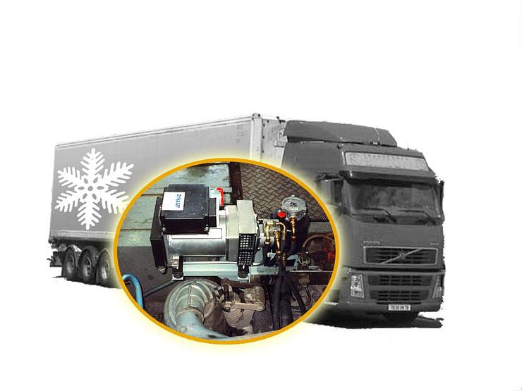 Dynaset HGV Truck