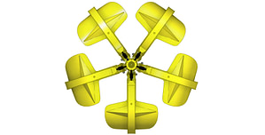 EXSTEL Light Material Polygrab Type EXB-GOP