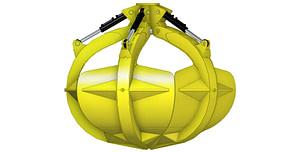 EXSTEL Light Material Polygrab Type EXB-GOPL