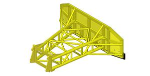 EXSTEL Long Arm Plough Type EXB-LAP