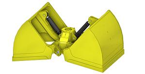 EXSTEL Heavy Duty Clamshell Type EXB-SCHL