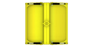 EXSTEL Light Material Clamshell Type SCL