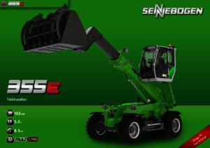 SENNEBOGEN 355E