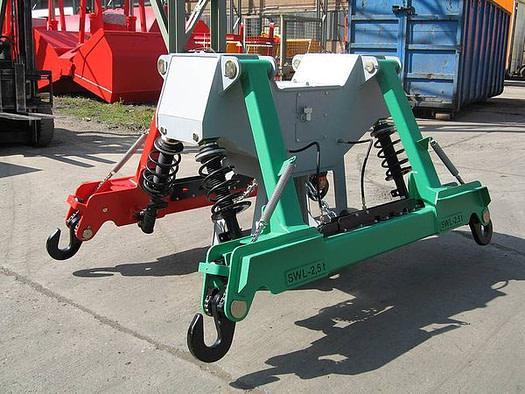 Hydraulic grabs 10