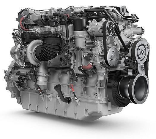 MAN D4276 engine