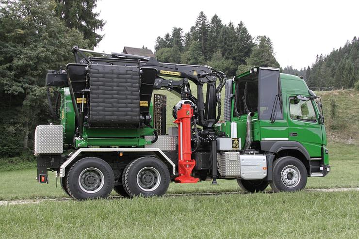 WÜST WPC-712 Truck VOLVO FMX